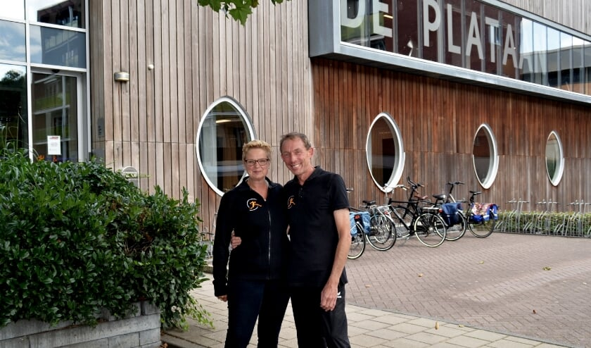 """Doreth en Wiljan Visser: """"We hebben allebei een heel goed gevoel bij de overname door MyLife"""" (foto Jan Boer)"""