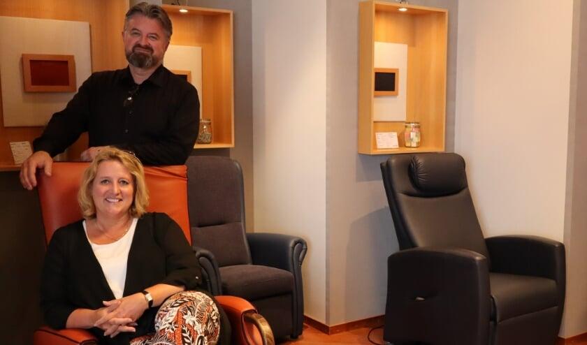 Colette van der Linden en Edwin Verhappen van Fitform maken zich op voor een bijzonder jubileumjaar met diverse activiteiten.