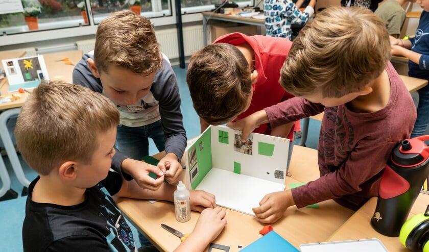 Kindcentrum De Notenbalk gaat starten met De Noordwijkse Methode, een vernieuwende methode met een doorlopende leerlijn tot 13 jaar. (Foto: pr)