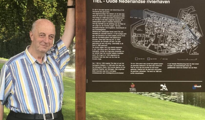 stads-historicus Emile Smit