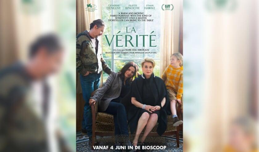 De Franse film La Vérité is in de maand augustus te zien in De Hofnar.