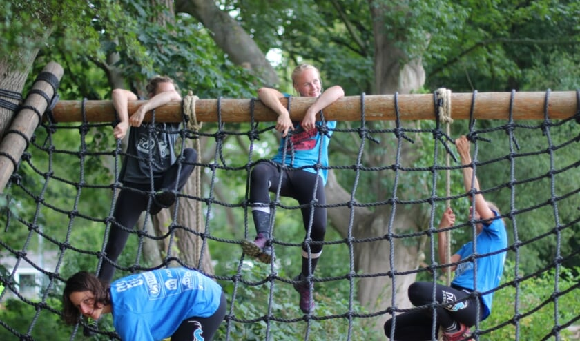 <p>Durf is een nieuwe buitensportvereniging in Delft</p> (foto: Felix Akkermans)