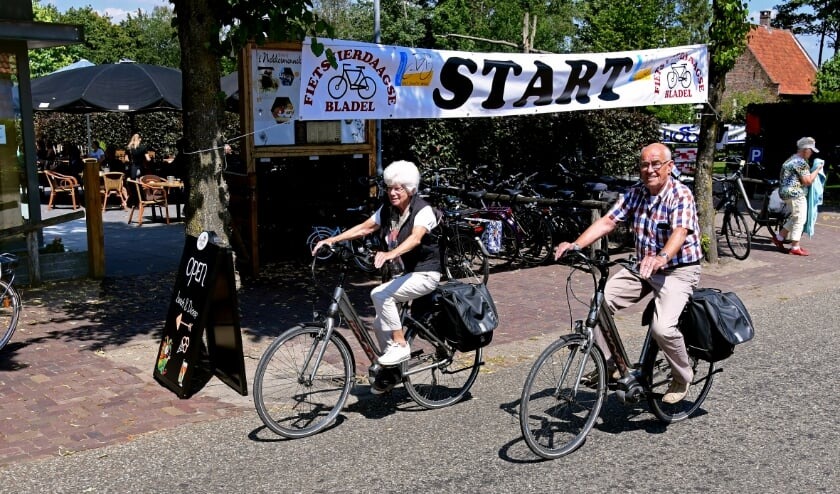 fietsvierdaagse Bladel