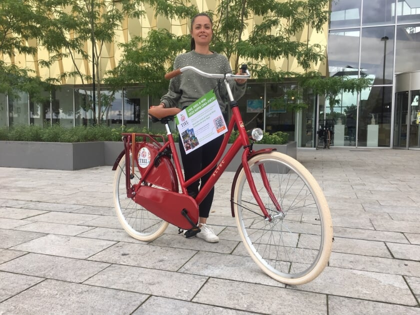 Like, deel en win een hippe oma-fiets.