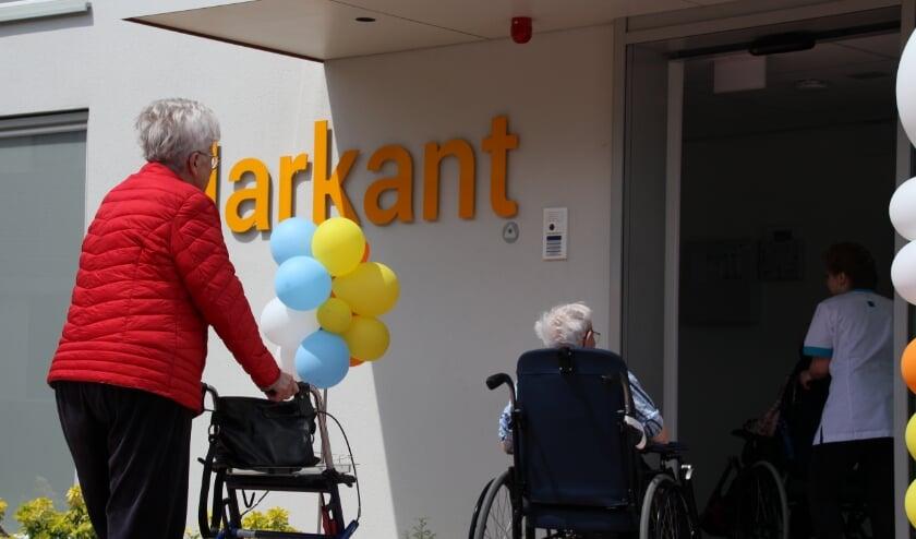 Cliënten verhuizen naar Markant