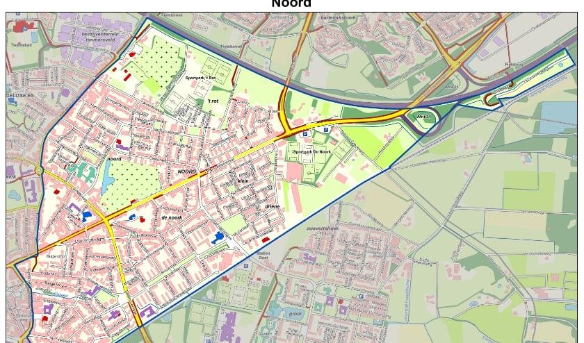 Gemeente Hengelo wil de wijk Noord (De Noork, Sterrenbuurt en Klein Driene) vergroenen en is op zoek naar de beste plekjes én beste ideeën.