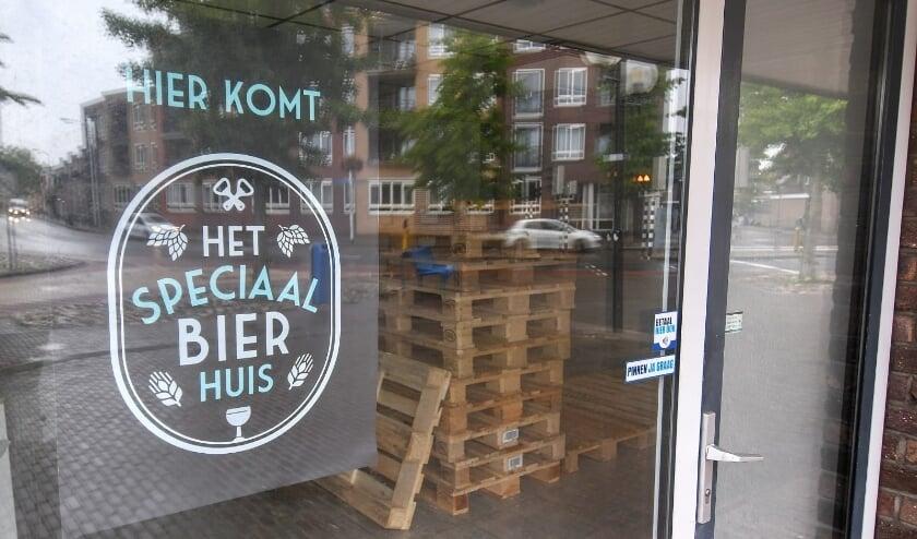 Almelo is per 1 september een nieuwe winkel in speciaalbieren rijker. (Foto: Ruud de Jong)