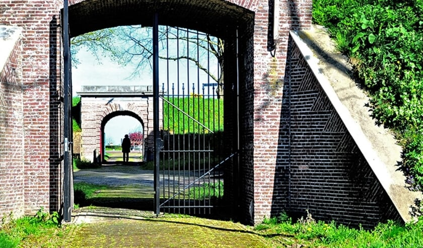 Poort Fort Wierickerschans