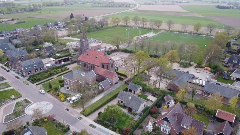 Ligging Kerkgebouw Varsselder Veldhunten. Foto: Joris ten have © DPG Media