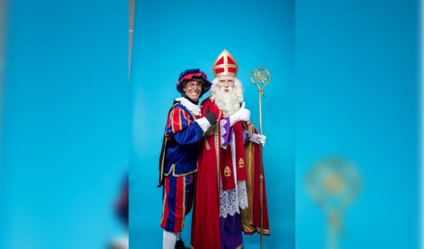Sint en Piet. (C) Roel Dijkstra Fotografie/ foto: Marc Heeman