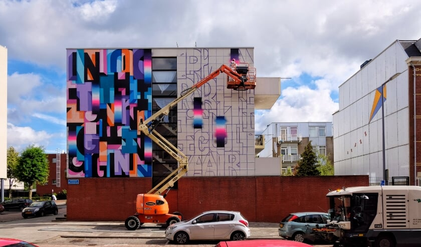 POW! WOW! Rotterdam 2020: street art Said Kinos