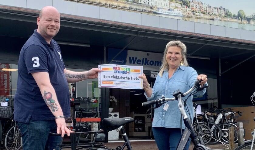 De wens van Richard uit Deventer gaat in vervulling dankzij een aanvraag van Everyday Heroes bij het VriendenFonds van de VriendenLoterij.