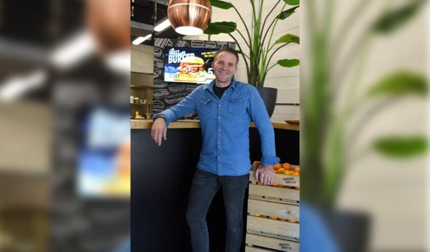 Hans van Rijn van Broodjes Direct koos in deze tijd voor groei, uitbreiden en investeren. Foto: YOUDID.nl