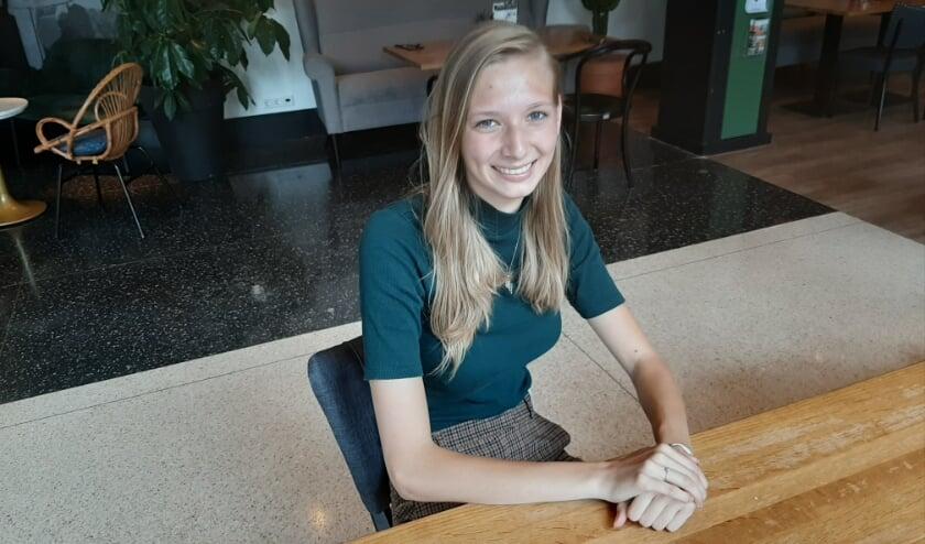 Ingeborg Barendse is 21 en studeert duurzaamheid en milieukunde aan de Universiteit van Utrecht.