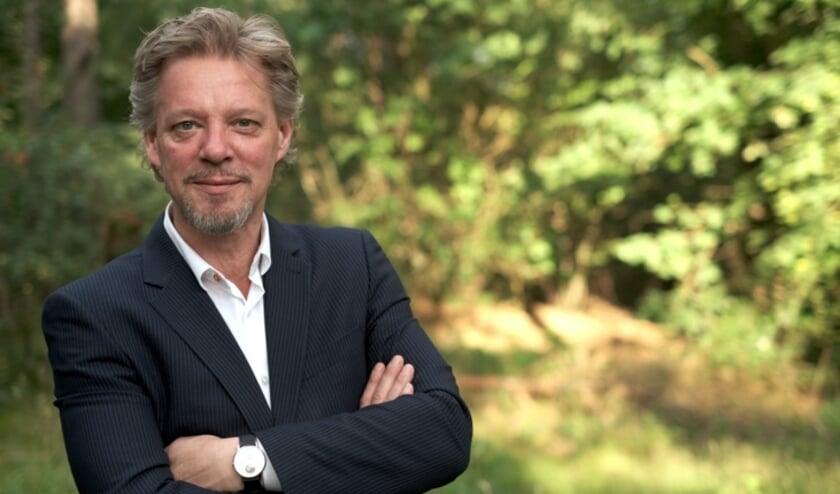 'RTV Utrecht speelt een belangrijke rol in de onafhankelijke mediavoorziening op regionaal en lokaal niveau',  zegt William Valkenburg. Eigen foto