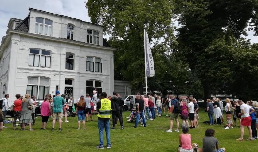 Vrijheidsmanifestatie Enschede