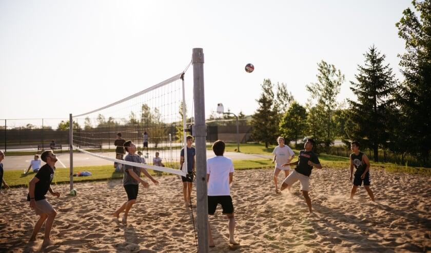 Deze zomer worden er tal van sportieve activiteiten georganiseerd.