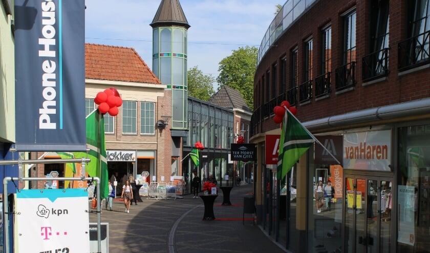 Catharinastraat te Doetinchem.