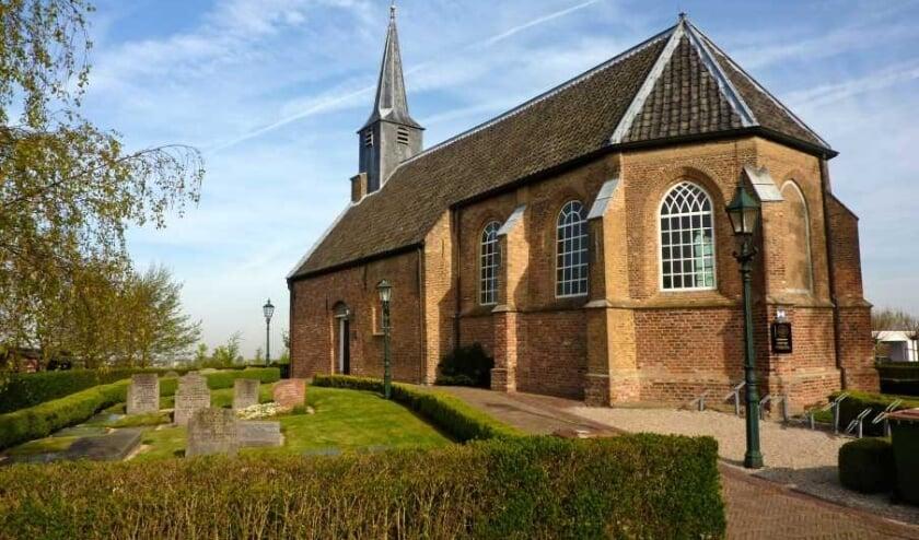 De Kijfhoekkerk. (Foto: Privé)