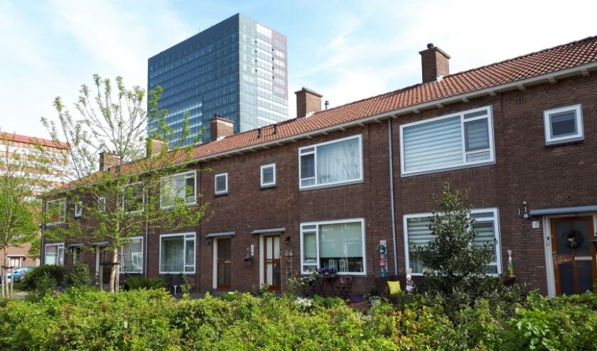 In de Ministerbuurt in Rijswijk worden in totaal 78 woningen gerenoveerd. Foto: Rijswijk Wonen