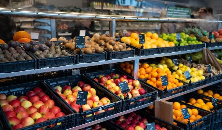 <p>Foto ter illustratie van verse groenten en fruit. Foto archief: Marqt&nbsp;</p>