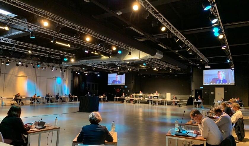 De Broodfabriek werkt volgens het protocol zakelijke bijeenkomsten, zoals opgesteld door het Eventplatform