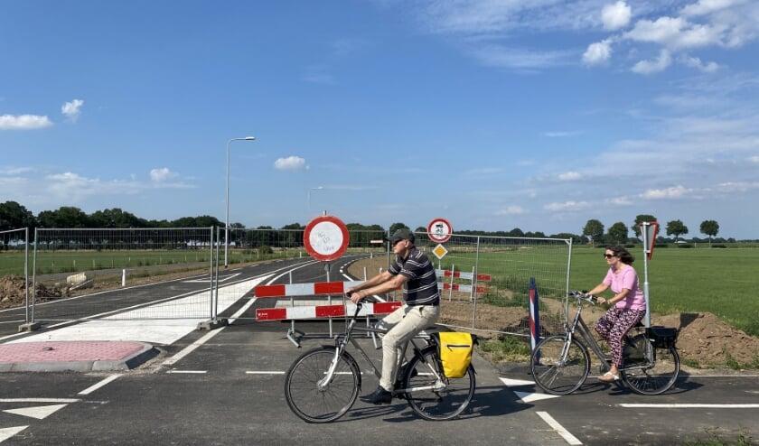 Het IVVP gaat over verkeer en vervoer, van de aanleg van nieuwe wegen tot verbetering van fietspaden. (foto: Karin van der Velden)