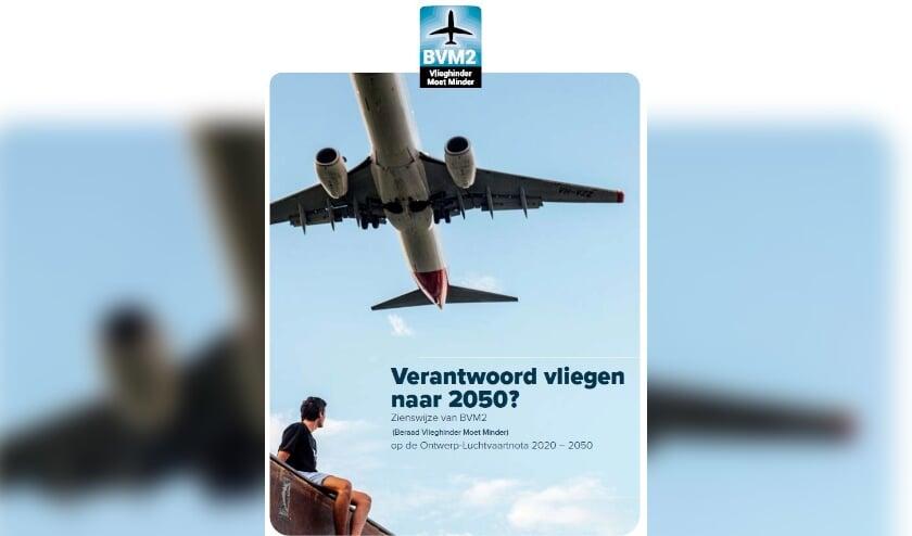 Deel van de cover van de zienswijze van BVM2.
