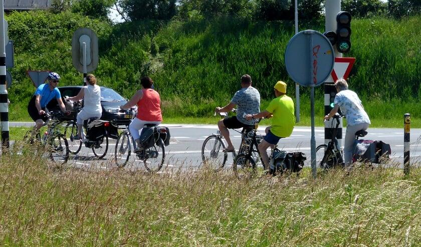 Het programma is uitgebreid met nieuwe fiets- en wandelroutes.