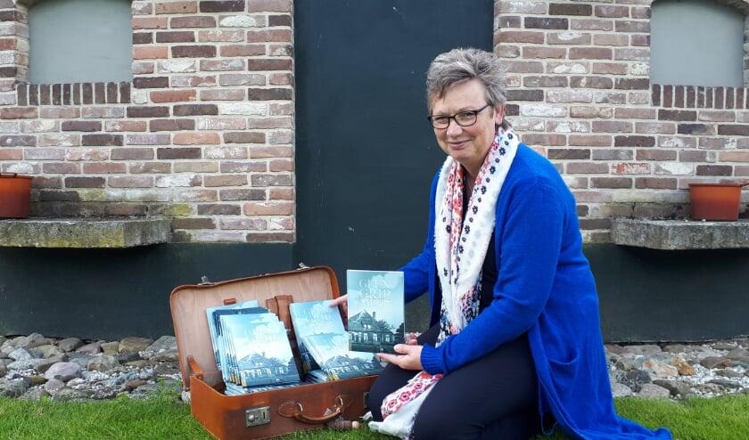 'Geen grip meer' is het verhaal van Marie Groot Koerkamp die tijdens de oorlog nauwgezet het leven op de boerderij beschrijft.