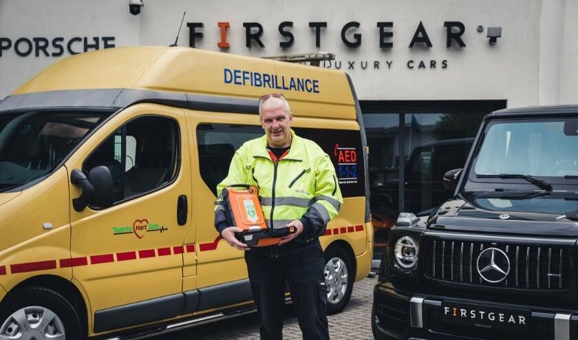 Twente Hart Safe op bezoek bij Firstgear Cars BV