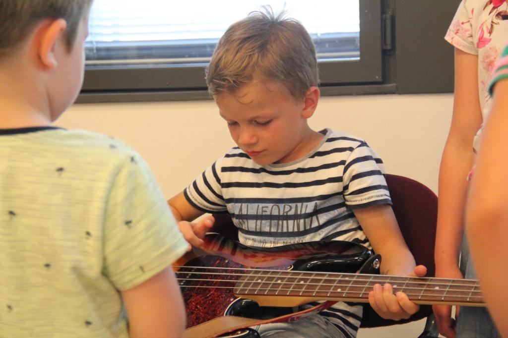 Music Lab Foto: Muziekschool de Muzen © DPG Media