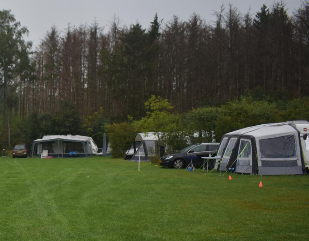 De camping is op moment van schrijven tot half augustus volgeboekt. (Foto: Van Gaalen Media) Foto: Van Gaalen Media © DPG Media
