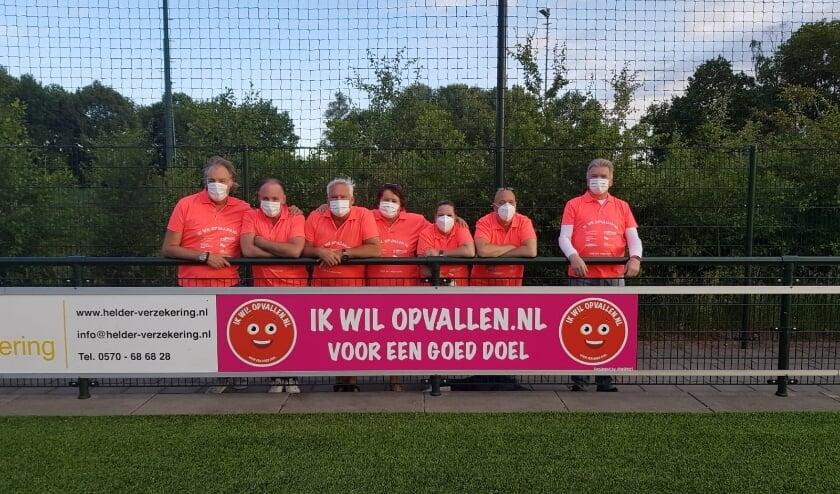 Organisatie van Ikwilopvallen.nl