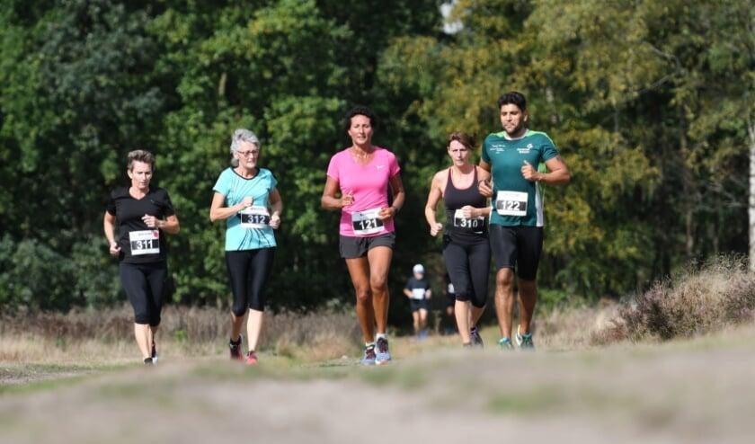 Een andere loop, de Heideloop trailrun, gaat op 19 september vooralsnog wel door.