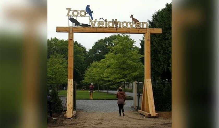 ZOO Veldhoven krijgt een vaste parkeervoorziening. FOTO: ZOO Veldhoven.