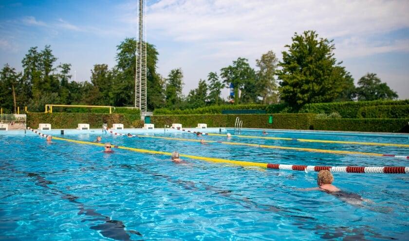 Zwemmers zijn verplicht zich vooraf op te geven via www.veiligsporten.nu.