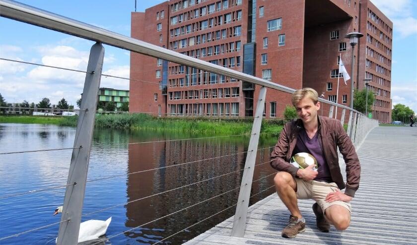 Joost de Jong wordt met ingang van het nieuwe seizoen de trainer van GVC. Zijn werkterrein is en blijft de Wageningse Campus.