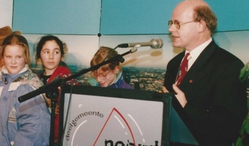 Theo Eikenbroek was elf jaar voorzitter van deelgemeente Noord.
