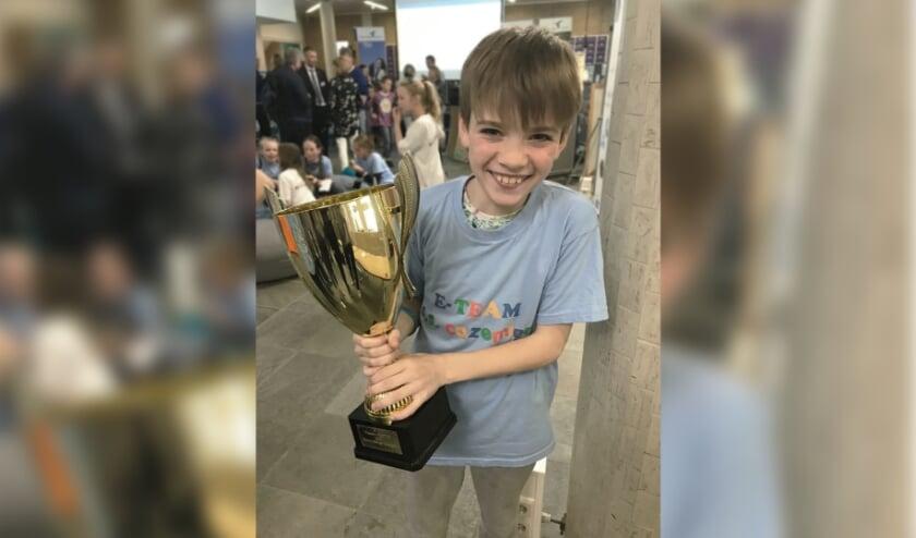 Winnaar e-BATTLE 2019: de Cazemierschool uit Dalfsen