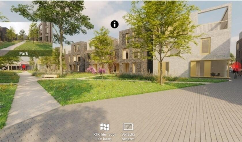Virtuele tour Janninkkwartier