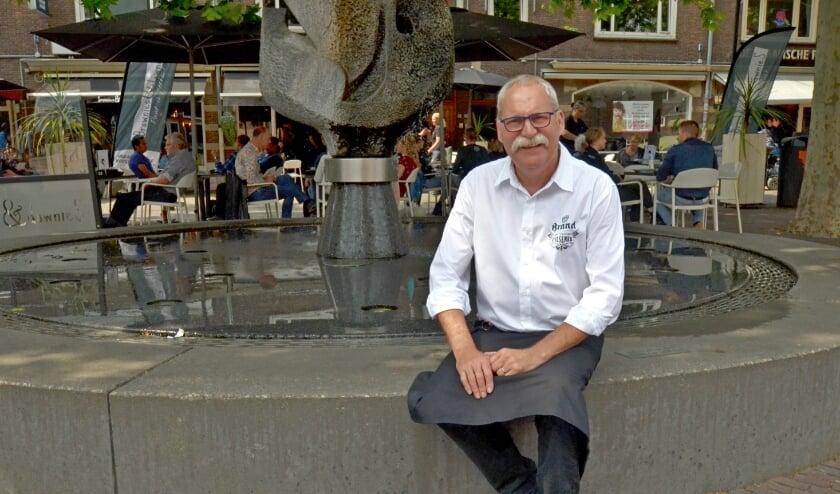 """Carel Oomes: """"Je moet buiten de kaders denken, buiten je toko, anders kom je nergens!"""" (foto Jan Boer)"""