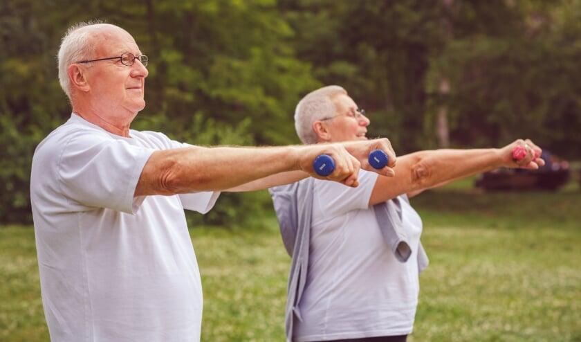 De programma's bieden kracht, conditie en balans met extra mentale oefeningen