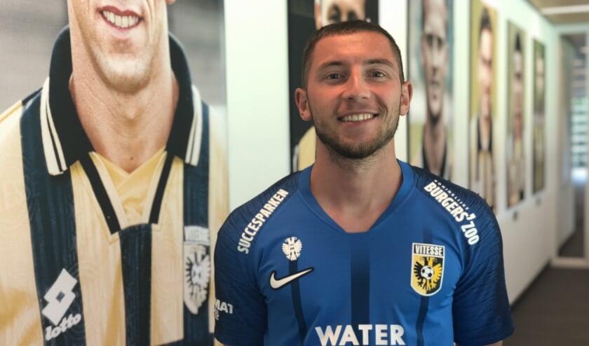 Maximilian Wittek is de eerste nieuwkomer van het seizoen 2020-2021. De transvrije verdediger tekende voor drie jaar.