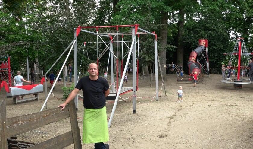 Brabander Robin Boot is sinds kort de nieuwe eigenaar van Speeltuin Nederhemert. Ze zijn nu een maand (coronaproof) open en de volgende stap is de horeca op orde maken.
