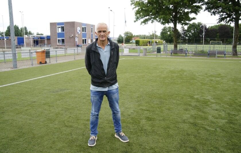"""Voorzitter John Kemper van Sportclub Westervoort: """"Hoe mooi zou het zijn als we dagelijks van 11.00 tot 16.00 uur de boel open kunnen gooien?"""""""