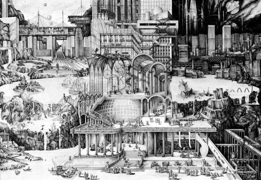 Carlijn Kingma, A History of the Utopian Tradition, 2016