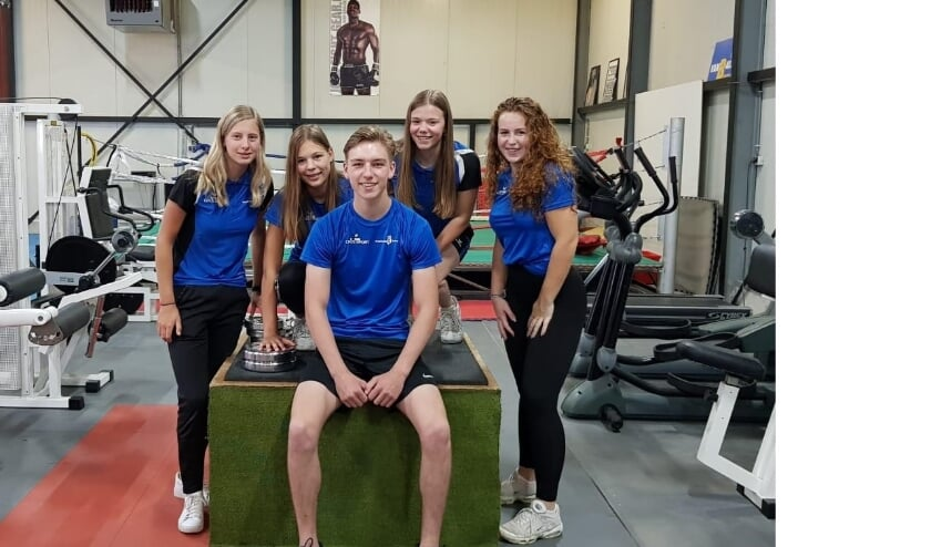 Studenten Graafschap College Sport en Bewegen.