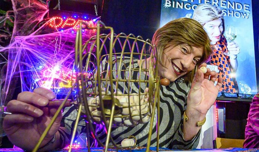 Marja's Spetterende Bingo Show. (Foto: Maarten Laupman)