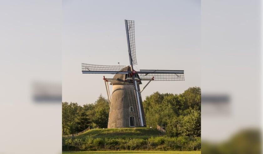De Hernense molen.